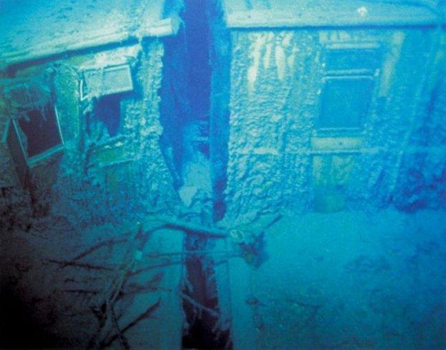 Titanic Böyle Bulundu... 46