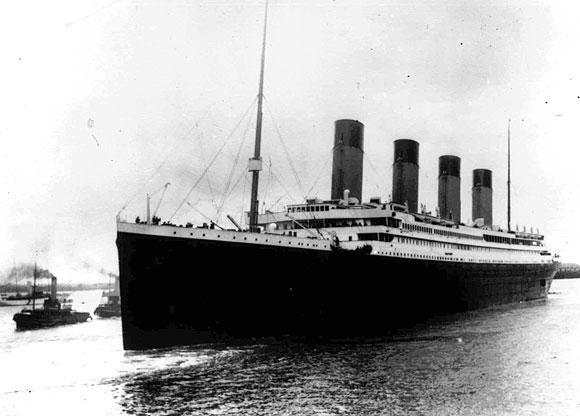 Titanic Böyle Bulundu... 47