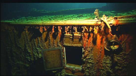 Titanic Böyle Bulundu... 5