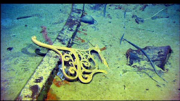 Titanic Böyle Bulundu... 6
