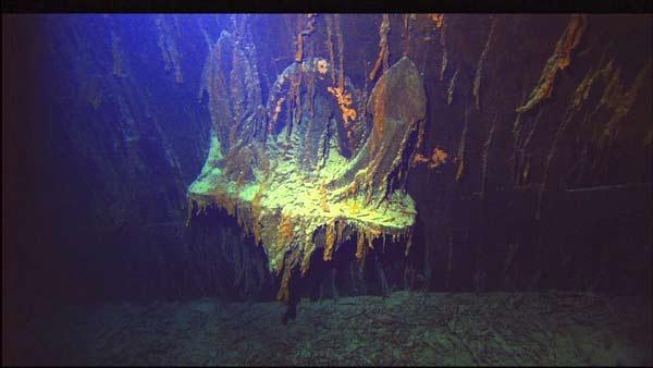 Titanic Böyle Bulundu... 7