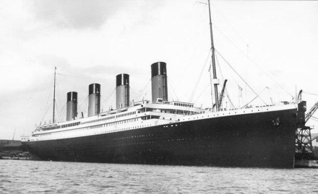 Titanic Böyle Bulundu... 9