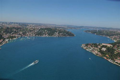 İstanbul'u gökyüzünden izlemek... 11