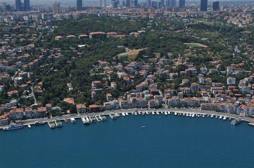 İstanbul'u gökyüzünden izlemek... 12