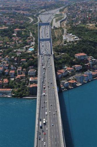 İstanbul'u gökyüzünden izlemek... 16