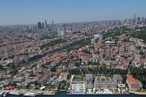 İstanbul'u gökyüzünden izlemek... 17