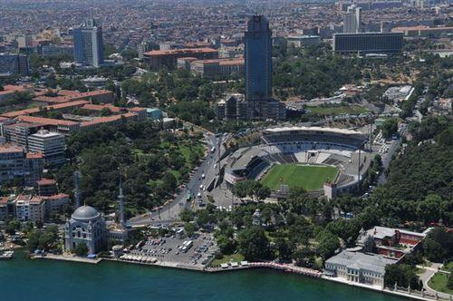 İstanbul'u gökyüzünden izlemek... 19