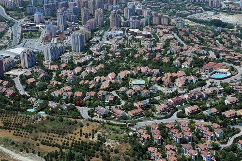 İstanbul'u gökyüzünden izlemek... 2