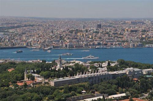 İstanbul'u gökyüzünden izlemek... 20