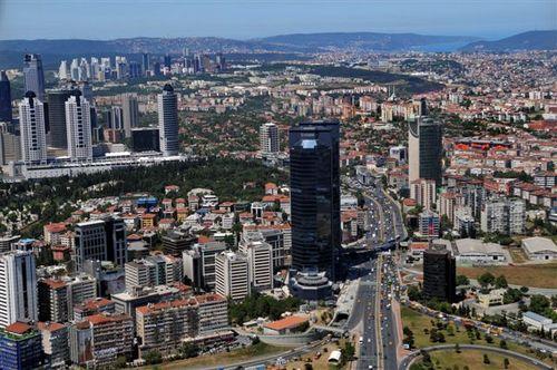 İstanbul'u gökyüzünden izlemek... 24