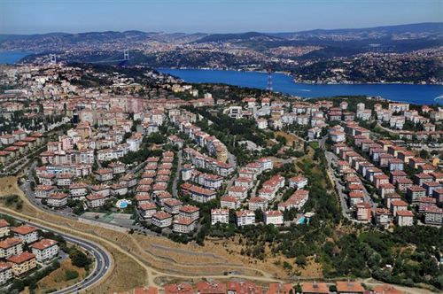 İstanbul'u gökyüzünden izlemek... 25