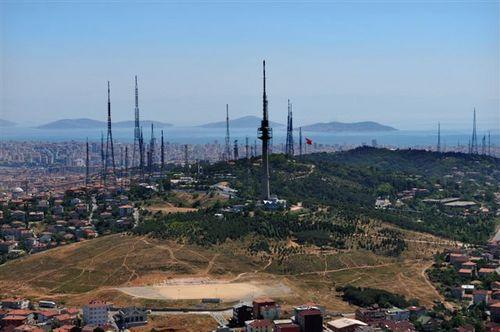İstanbul'u gökyüzünden izlemek... 28