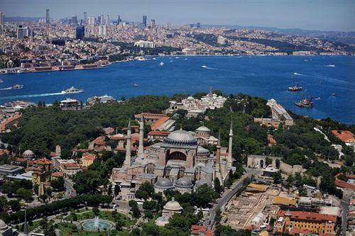 İstanbul'u gökyüzünden izlemek... 33