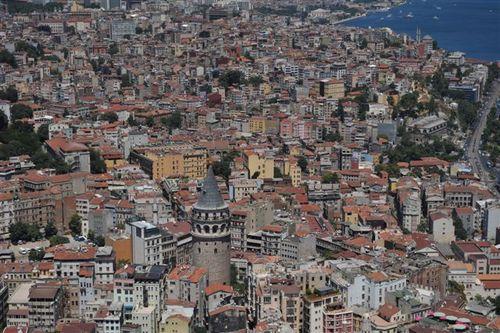 İstanbul'u gökyüzünden izlemek... 36