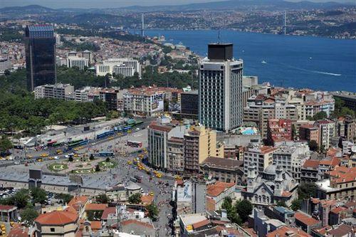 İstanbul'u gökyüzünden izlemek... 37