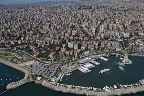 İstanbul'u gökyüzünden izlemek... 38
