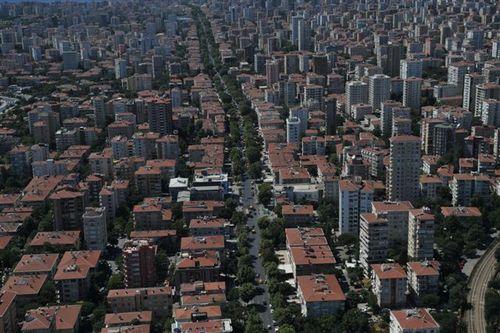 İstanbul'u gökyüzünden izlemek... 39