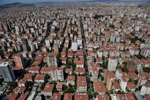 İstanbul'u gökyüzünden izlemek... 40