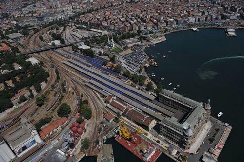 İstanbul'u gökyüzünden izlemek... 41
