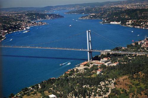 İstanbul'u gökyüzünden izlemek... 43