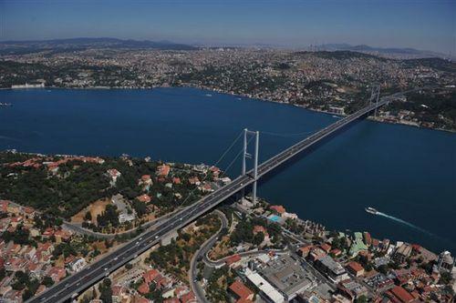 İstanbul'u gökyüzünden izlemek... 49