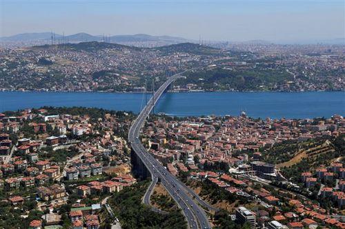 İstanbul'u gökyüzünden izlemek... 55
