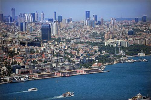 İstanbul'u gökyüzünden izlemek... 56