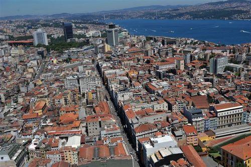 İstanbul'u gökyüzünden izlemek... 57