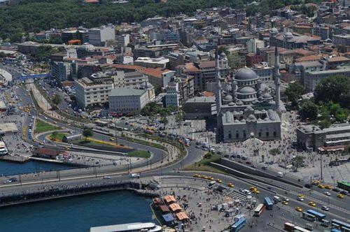 İstanbul'u gökyüzünden izlemek... 60