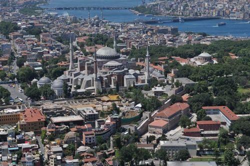 İstanbul'u gökyüzünden izlemek... 61