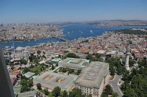 İstanbul'u gökyüzünden izlemek... 62