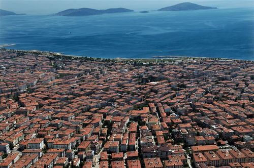 İstanbul'u gökyüzünden izlemek... 63