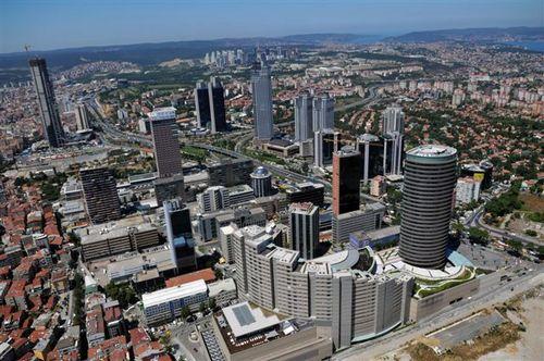İstanbul'u gökyüzünden izlemek... 65