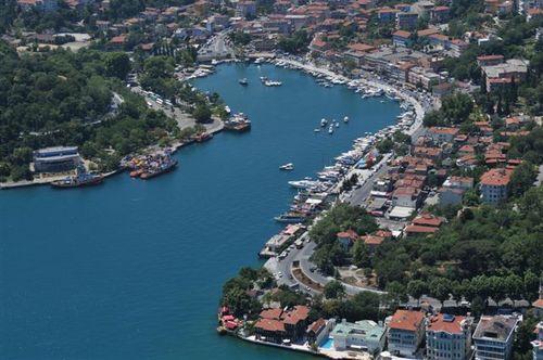 İstanbul'u gökyüzünden izlemek... 7