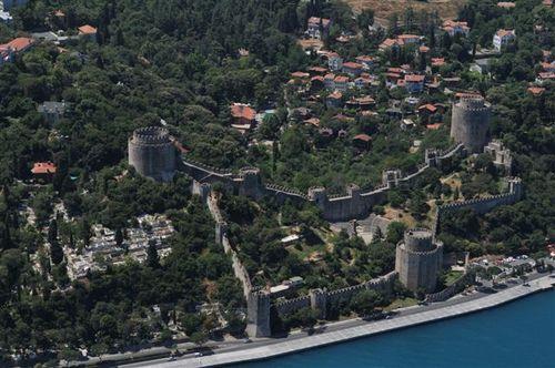 İstanbul'u gökyüzünden izlemek... 8
