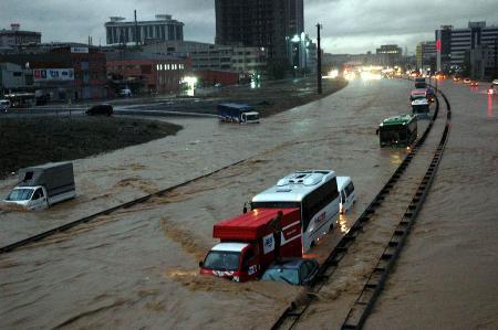 İstanbul'da sel kurbanlarının sayısı artıyor 1