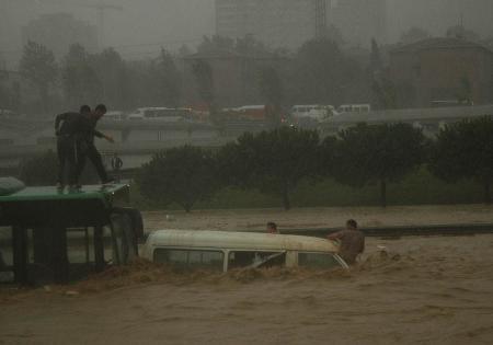 İstanbul'da sel kurbanlarının sayısı artıyor 16