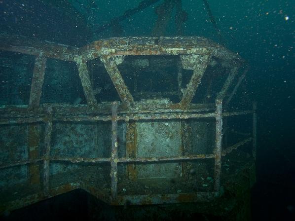 Amerikan Savaş Gemisi Böyle Battı 15