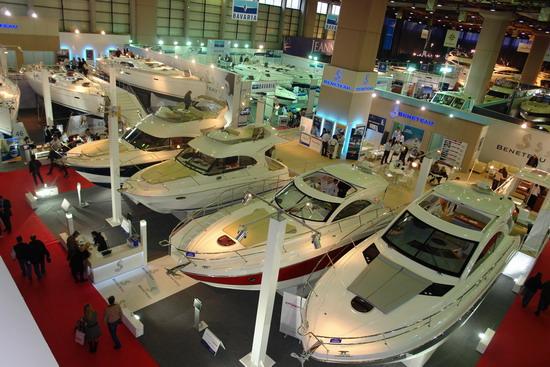Boat Show stantlarından kareler 21