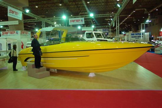 Boat Show stantlarından kareler 27