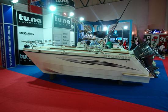 Boat Show stantlarından kareler 29