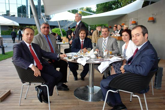 EMEC Genel Kurulu Türkiye'de Yapıldı 2