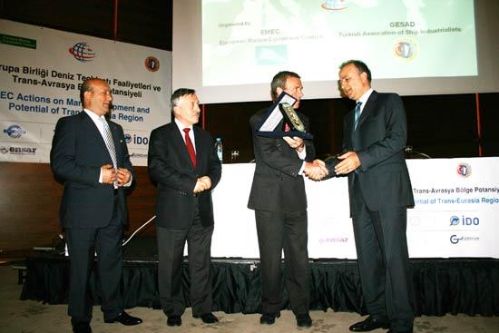 EMEC Genel Kurulu Türkiye'de Yapıldı 50