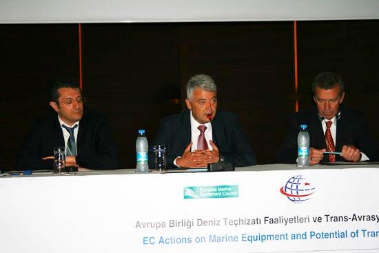 EMEC Genel Kurulu Türkiye'de Yapıldı 54