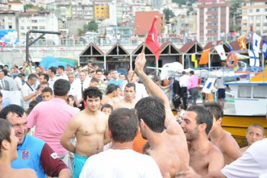Trabzon'da 1 Temmuz kutlandı 1