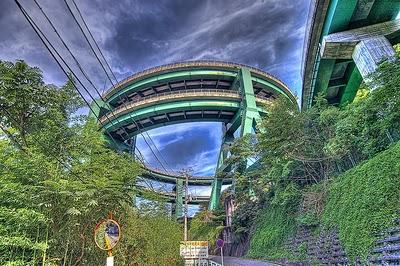 İşte dünyanın en sıradışı köprü tasarımları 17