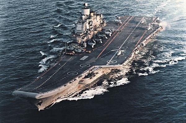Dünyanın en büyük savaş gemileri 13