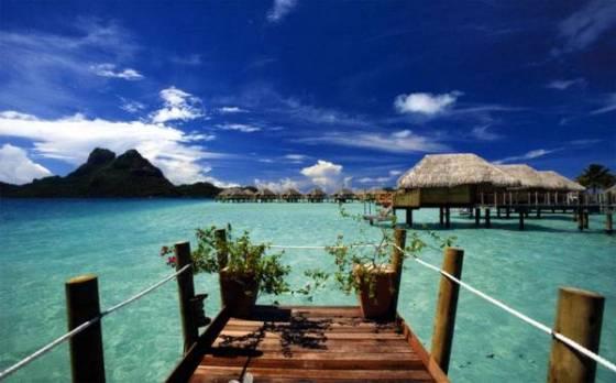 Dünyanın cennet gibi adaları! 4