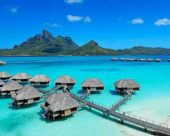 Dünyanın cennet gibi adaları! 5