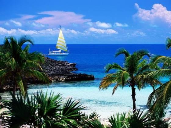 Dünyanın cennet gibi adaları! 7